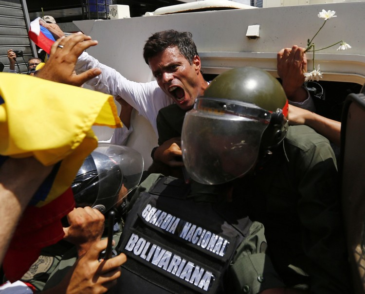 Leopoldo Lopez - Venezuela - Image from Newsweek Magazine.jpg