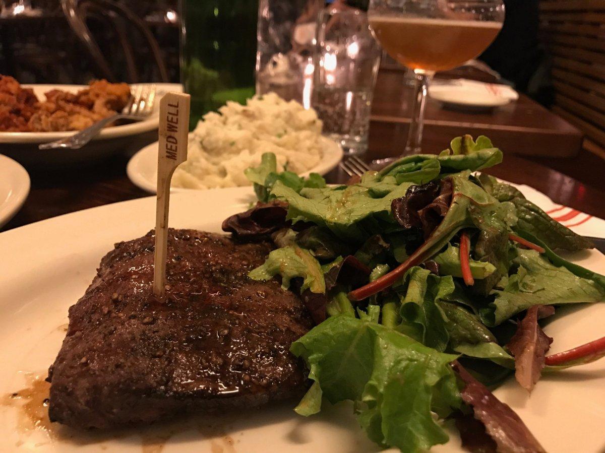 The Smith Bar Steak ($29)