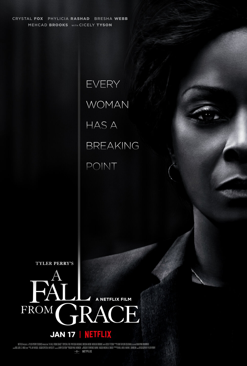 A Fall from From Grace by @TylerPerry on @Netflix